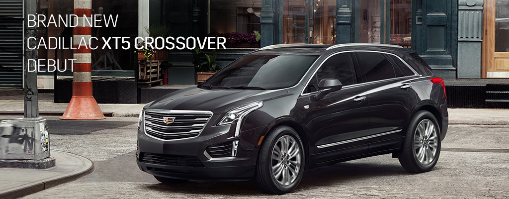BRAND NEW XT5 CROSSOVER